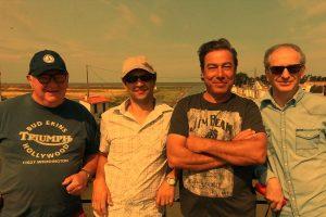 Groupe de blues dans les Pyrénées Orientales